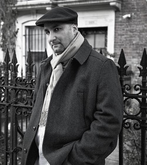 Photo of Joseph Schloss